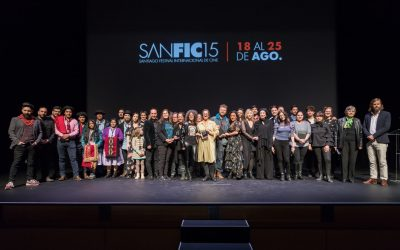 SANFIC15 finaliza su edición aniversario premiando las mejores producciones nacionales e internacionales y reconociendo la trayectoria de Valeria Sarmiento