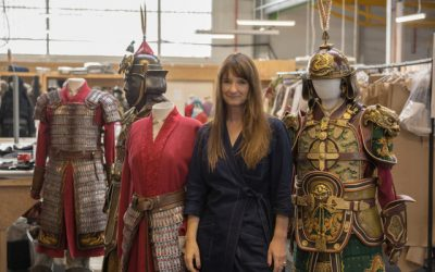 Diseñadora de vestuario nominada a los Oscar encabeza actividades virtuales de SANFIC Industria