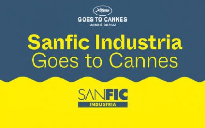 SANFIC Industria «Goes to Cannes» con 5 películas Work in Progress